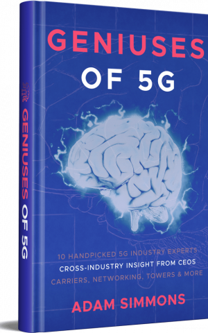 Geniuses of 5G Cover