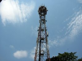 Massive MIMO 5G Towers