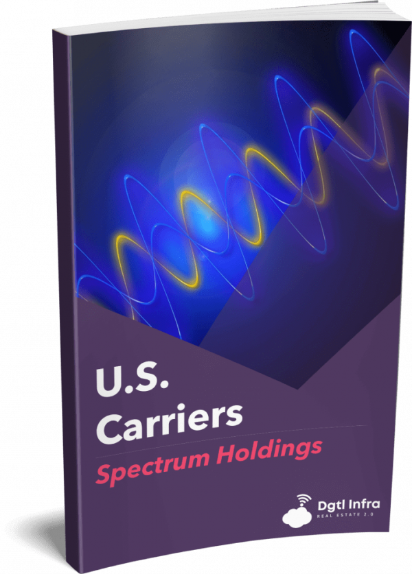 United States Carriers Spectrum Holdings Cover
