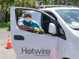 Blackstone Hotwire Communications Tactical Opportunities Fiber Infrastructure