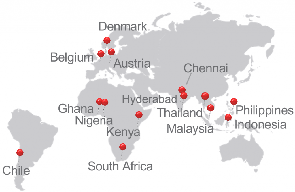 Equinix Geographic Expansion Possibilities Analyst Day 2021
