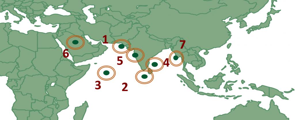 edotco Tower Company Portfolio Map
