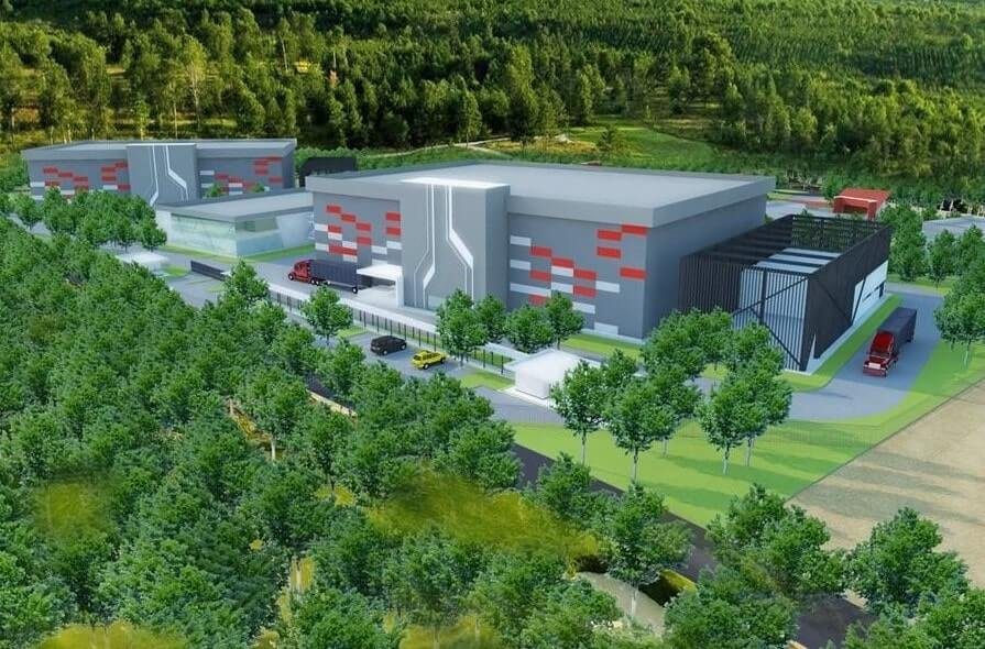 Data Center First Gaw Capital Batam Indonesia