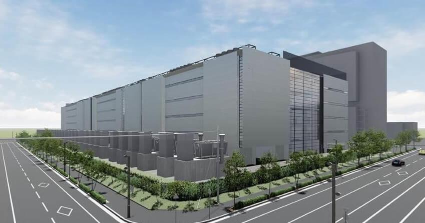 Mitsui Fund Data Center Osaka Kyoto Prefecture Japan