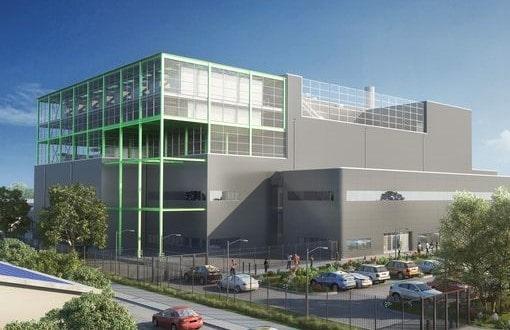 Google Cloud Region Data Center Frankfurt Hanau