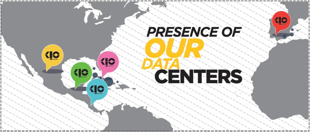 KIO Networks Core Data Center Campuses