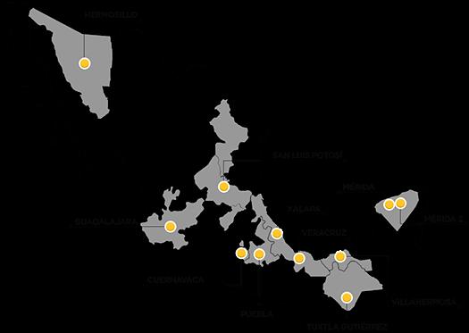 KIO Networks Edge Facilities