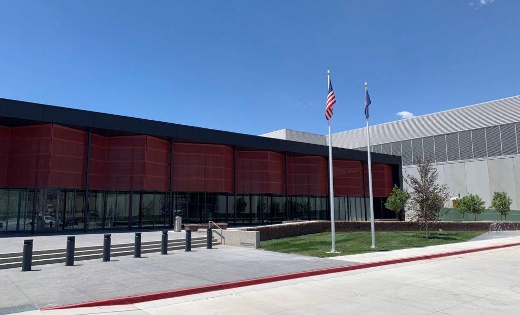 Eagle Mountain, Utah Facebook Data Center