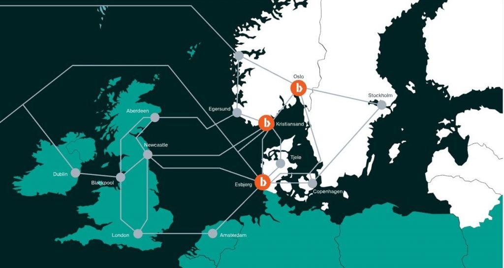 Bulk Infrastructure Data Centers Map