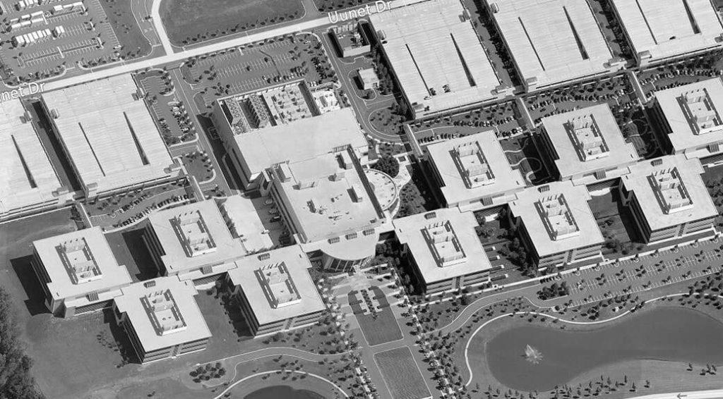 Quantum Park Ashburn Virginia Buildings